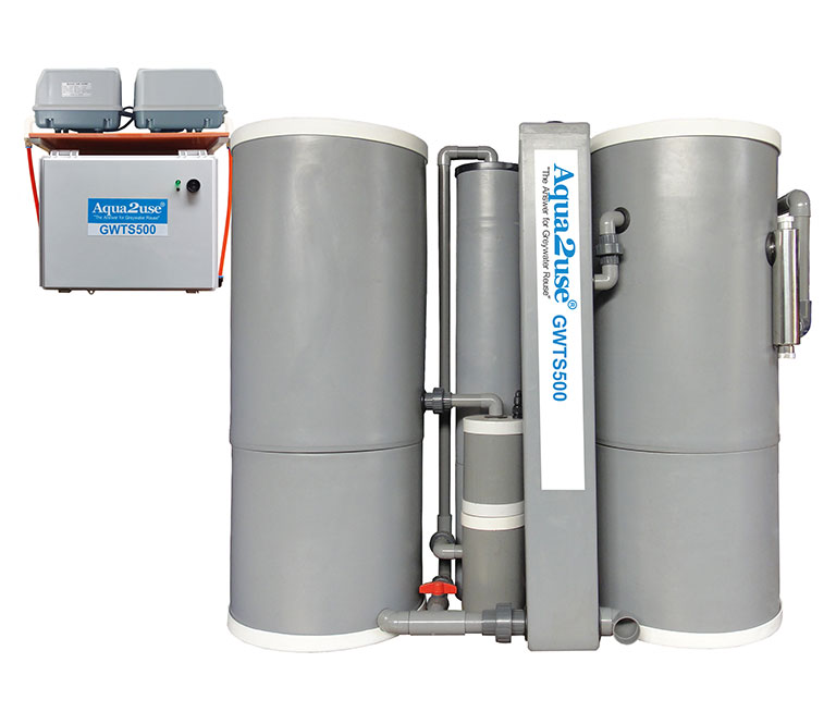 Greywater Treatment System 500