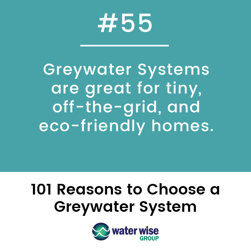 Water Wise Group 101 Reasons Why #55