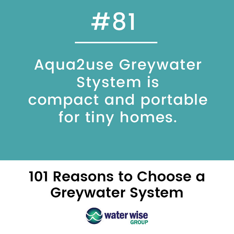 101 Reasons to Choose a Greywater System