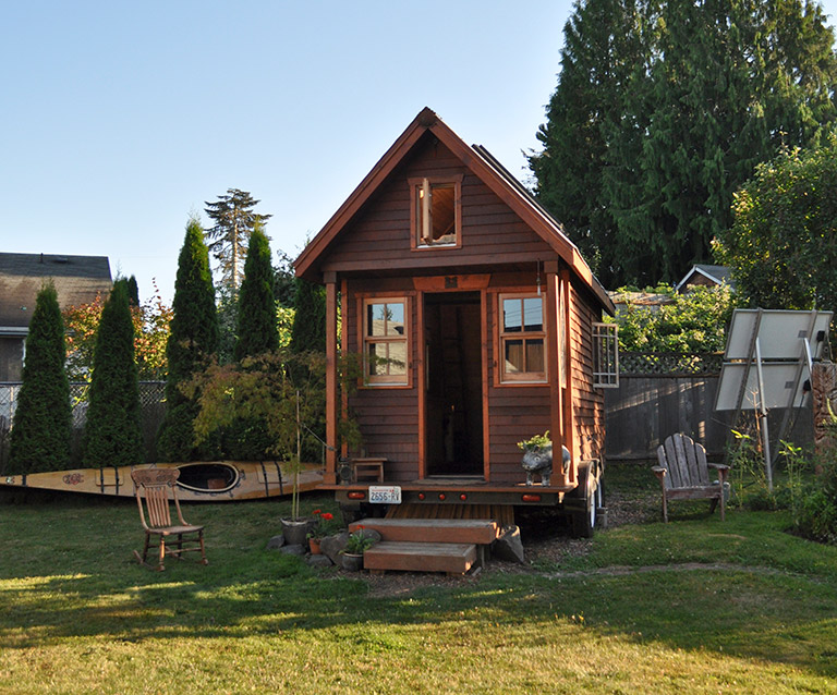 Tiny House & Greywater Systems