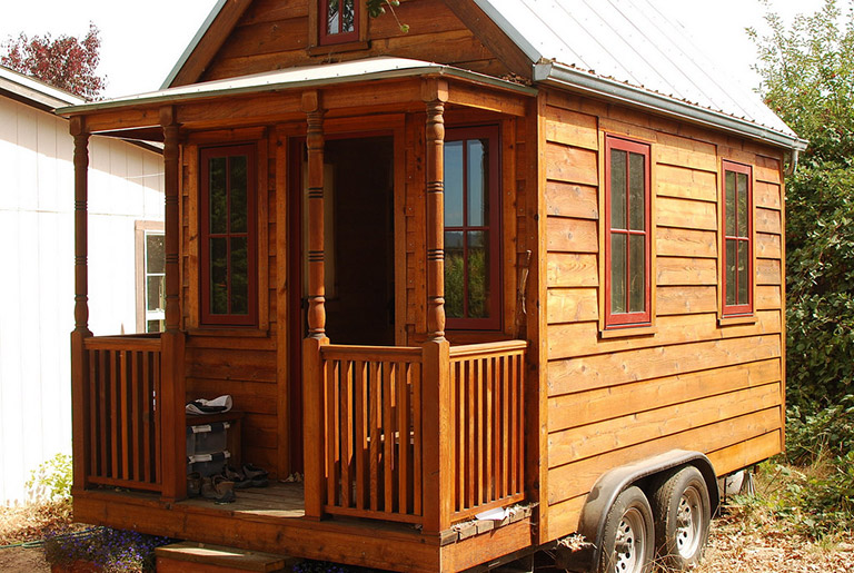 Tiny Homes Water Management