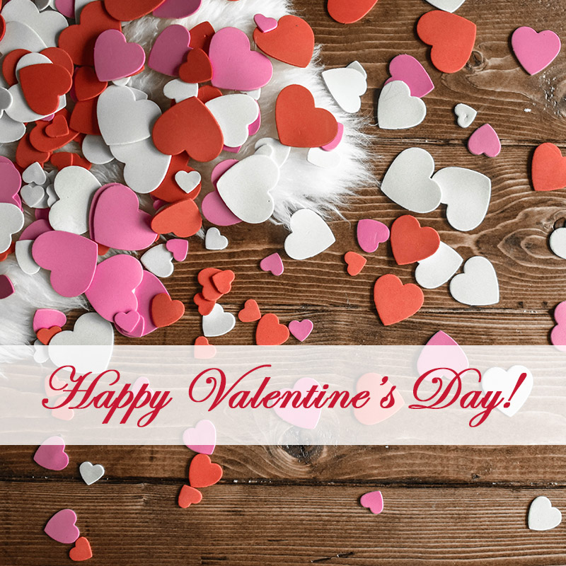 Happy Valentine's Day - Water Wise Group