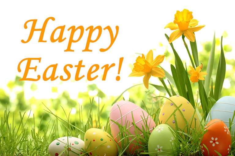 Happy Easter - Water Wise Group